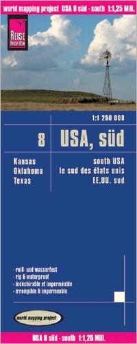 LK USA-8 Sued 1:1.25m (1.A 2008)
