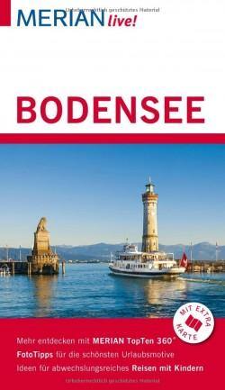 Merian live! Bodensee (met losse kaart) 2016
