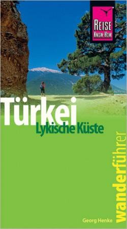 RKH Wanderfuehrer Tuerkei sued: Lykien
