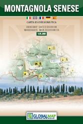 Montagnola Senese 1:35.000 (Global Map)