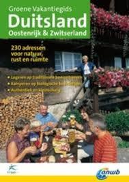 Groene Vakantiegids Duitsland, Oostenrijk & Zwitserland (2010)