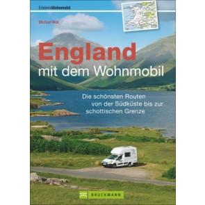Erlebnis Wohnmobil: England mit dem Wohnmobil (2016)
