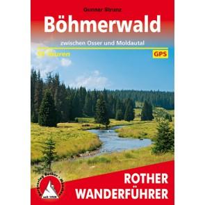 Wandelgids Böhmerwald 50 Touren 2.A 2016