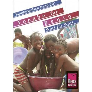 Taalgids Kauderwelsch 201 Fongbe für Benin