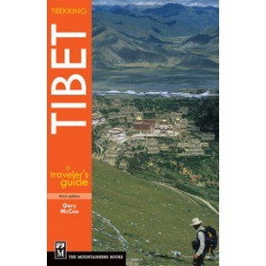 Trekking Tibet - a traveler's guide 3rd. ed. 2010