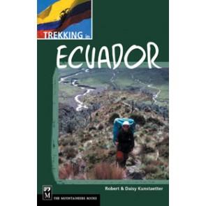 Trekking in Ecuador 2002