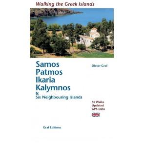 Wandelgids Samos, Patmos, Ikaria, Kalymnos 2014