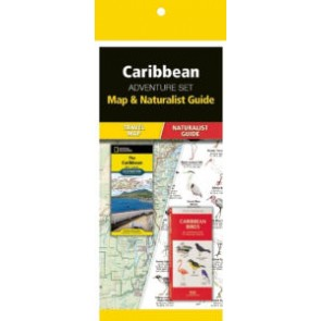 Caribbean Adventure Set (Map & Naturalist Guide)