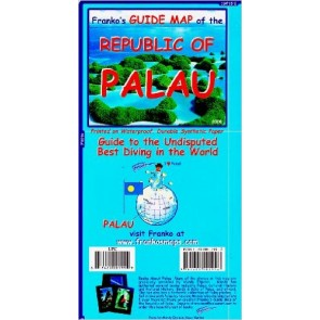Republic of Palau Adventure & Dive Guide
