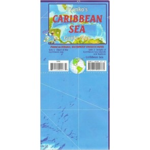 Caribbean Sea Guide & Map