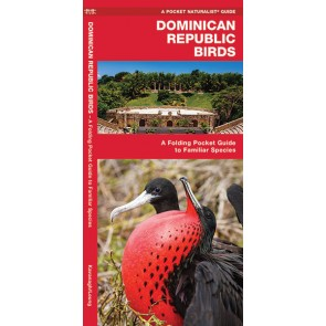 Vogelgids Dominican Republic Birds (2017)