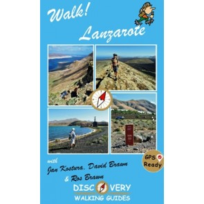 DWG Walk! Lanzarote Guidebook 4th. ed. 2017