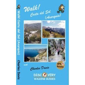 DWG Walk! Costa del Sol (Axarguia) Guidebook 1st. ed. 2017