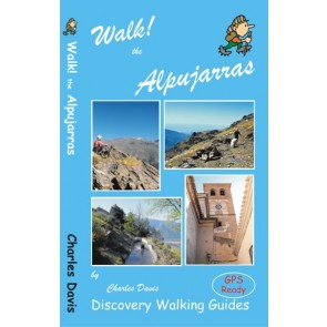 Walk! the Alpujarras 2nd. Ed. 2012