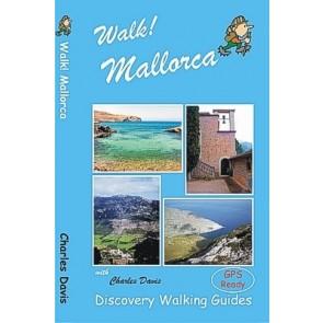 Wandelgids Mallorca - 55 routes (2016)