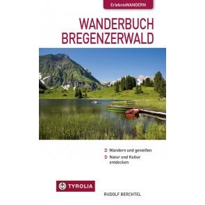 Wandelgids Wanderbuch Bregenzerwald 3.A 2017