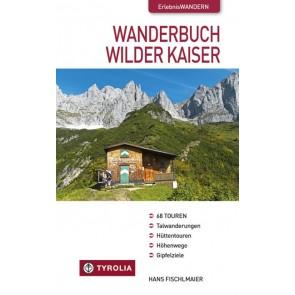 Wandelgids Wilder Kaiser Wanderbuch 3.A 2016