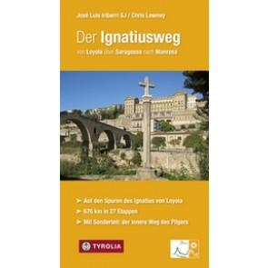 Der Ignatiusweg - von Loyola nach Manresa in 27 Etappen