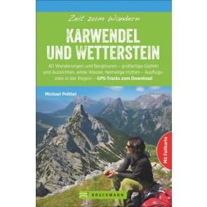 Wandelgids Karwendel und Wetterstein: Zeit zum Wandern