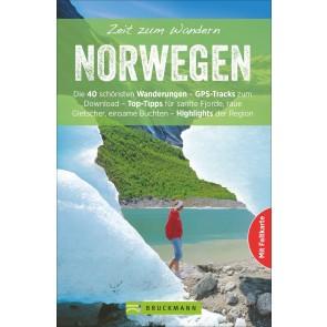 Wandelgids Noorwegen: Zeit zum Wandern Norwegen