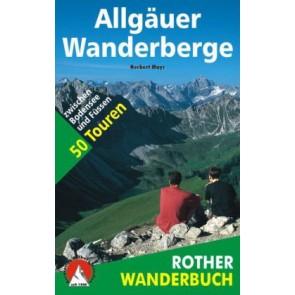 Wandelgids Allgauer Wanderberge - 50 Touren
