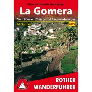 Wandelgids-Rother La Gomera - 66 Touren (15.A 2018)