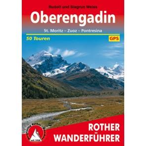 Wandelgids Oberengadin 50 Touren (7.A 2013)