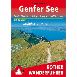 Wandelgids Rother Genfer See - 50 Touren 3.A 2013
