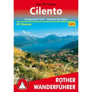 Wandelgids Cilento - 65 Touren (2.A 2017)