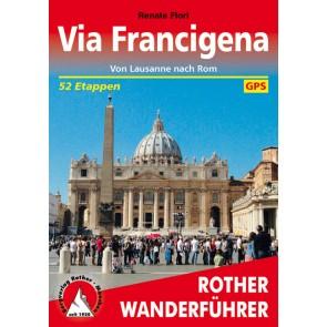 Rother Via Francigena 52 Etappen  (1.A 2013)