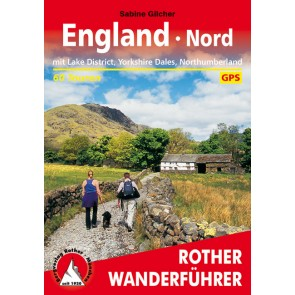 Wandelgids Rother England - Nord 60 Touren