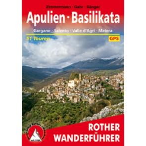 Rother Wanderführer Apulien - Basilikata - 51 Touren (1.A 2014)