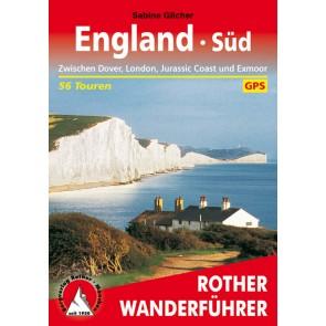 Wandelgids Rother England Süd - 56 Touren 1.A 2015