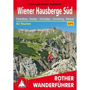 Rother Wanderführer Wiener Hausberge Süd 62 Touren
