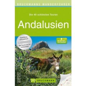 Wandelgids Andalusien - Die 40 schönsten Touren (2012)