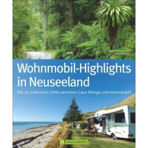 Wohnmobil-Highlights in Neuseeland - Die 50 schönsten Ziele zwischen Cape Reingab und Invercargill