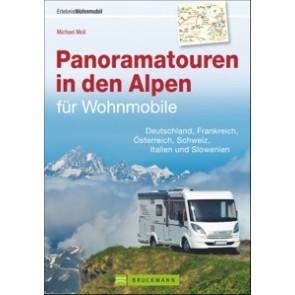 Erlebnis Wohnmobil: Panoramatouren in de Alpen für Wohnmobile