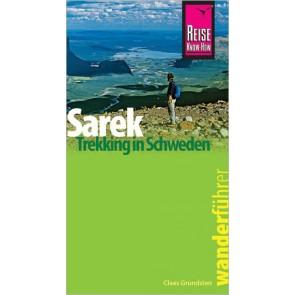 RKH Wanderfuehrer Sarek - Trekking in Schweden 1.A 2011