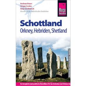 Reisgids Schottland met - Hebriden, Orkney en Shetland 11.A 2014