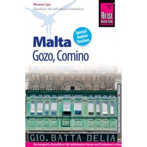 Reisgids Malta, Gozo, Comino (RKH) 2014