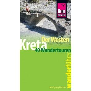 Wandelgids Kreta Der Westen 2.A  2015/16