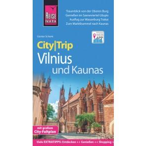 CityTrip Vilnius und Kaunas 3.A 2016