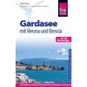 Reisgids Gardasee mit Verona und Brescia 1.A 2017