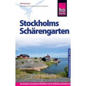 Reisgids Stockholms Schärengarten 1.A 2017