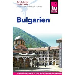 Reisgids Bulgarien 3.A 2017
