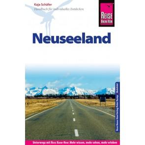 Reisgids Neuseeland 1.A 2017