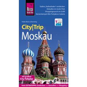 Reisgids Citytrip Moskau 2.A 2017