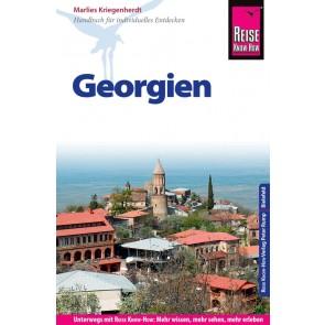 Reisgids Georgien 5.A 2017/18