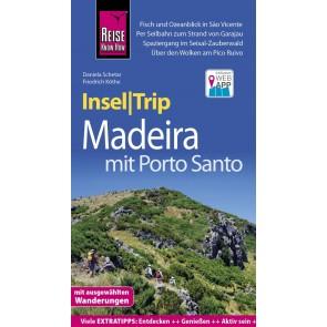 Reisgids Insel Trip Madeira mit Porto Santo 2.A 2017/18