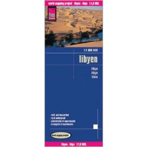 LK Libyen/Libya 1:1 600 000 4.A 2011